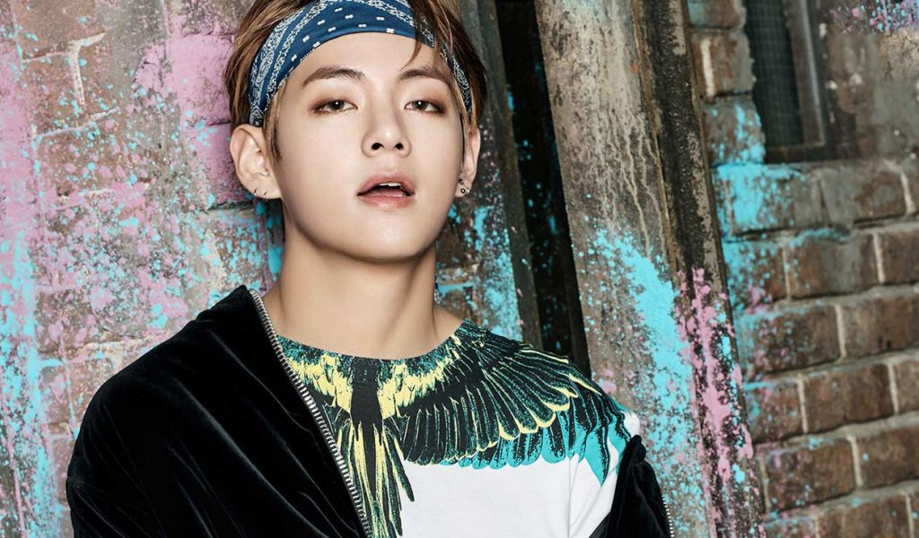 78+ Gambar Wallpaper V Bts