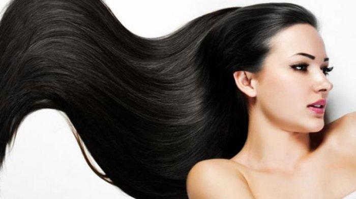 wanita rambut panjang