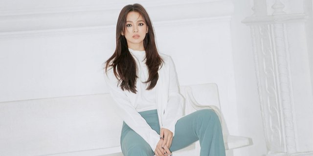 Song Hye Kyo Femaleonklik pastel